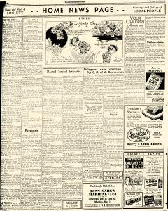 Wisconsin Rapids Daily Tribune, April 28, 1933, Page 6
