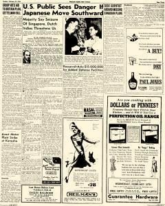 Wisconsin Rapids Daily Tribune, February 24, 1941, Page 4