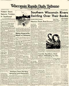 Wisconsin Rapids Daily Tribune, April 01, 1959, Page 1
