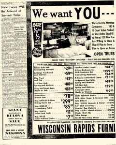 Wisconsin Rapids Daily Tribune, April 01, 1959, Page 6