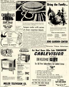 Wisconsin Rapids Daily Tribune, December 14, 1972, Page 6