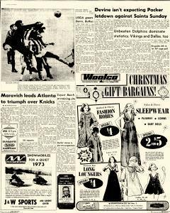 Wisconsin Rapids Daily Tribune, December 14, 1972, Page 25