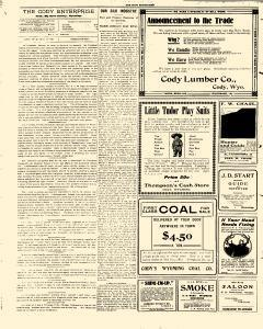 Cody Enterprise, May 18, 1905, Page 4