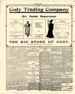 Cody Enterprise, May 18, 1905, Page 8