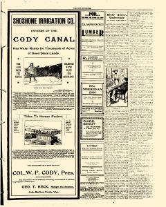 Cody Enterprise, May 18, 1905, Page 7