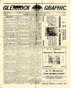 Glenrock Graphic, March 07, 1890, Page 1