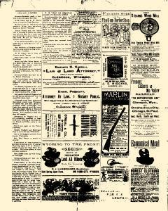 Glenrock Graphic, March 07, 1890, Page 4