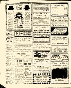 Thermapolis Record, August 12, 1905, Page 4