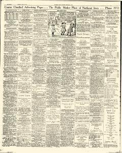 Waterloo Daily Courier newspaper archives