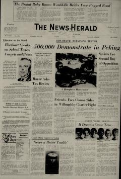 Willoughby News Herald Newspaper Archives Aug 30 1966