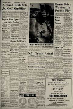 Willoughby News Herald Archives Jul 7 1964 P 10
