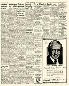 Winona Republican Herald newspaper archives